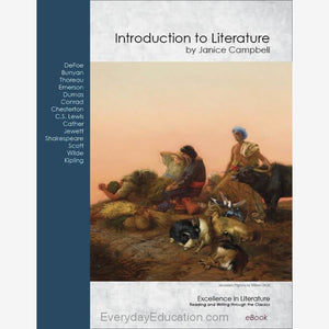 E1e- Introduction to Literature eBook Excellence in Literature- 4th edition - eBook