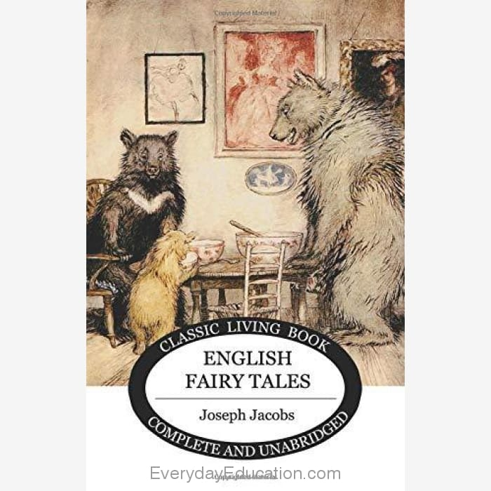 English Fairy Tales by Joseph Jacobs - Book