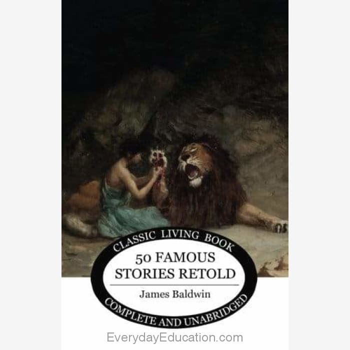 Fifty Famous Stories Retold - Book