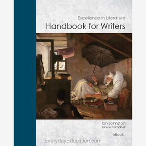 Handbook for Writers - Excellence in Literature - eBk