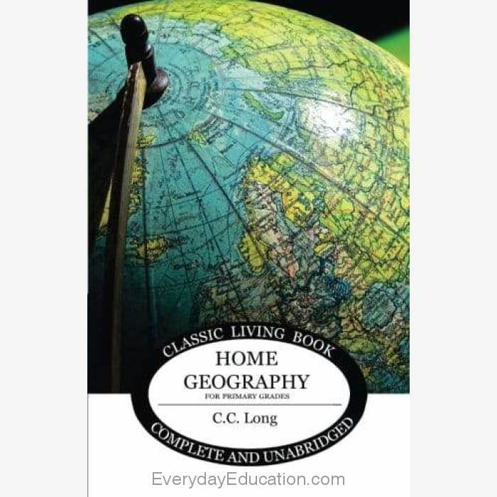 Home Geography for Primary Grades - Book