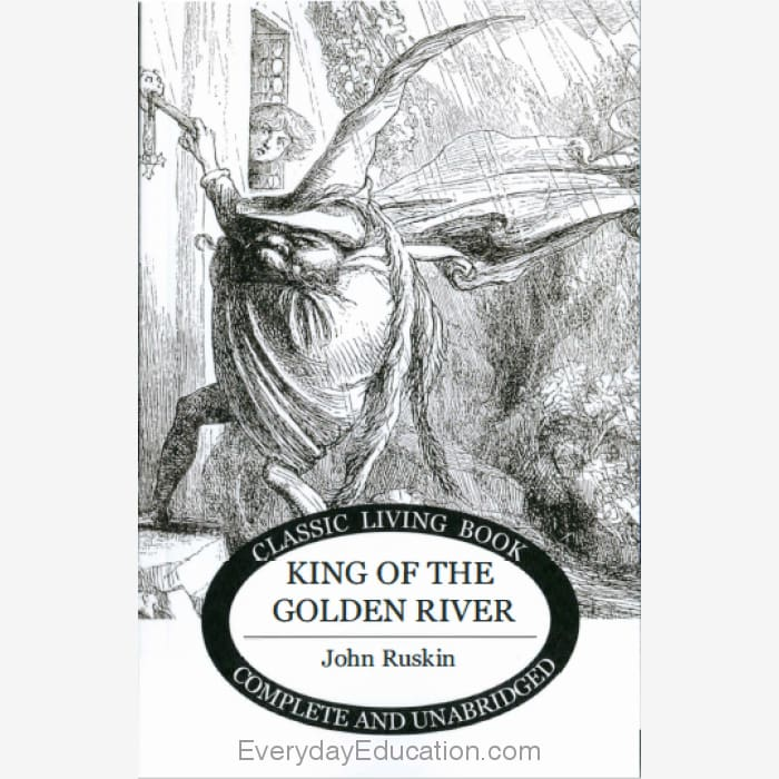 King of the Golden River - Book