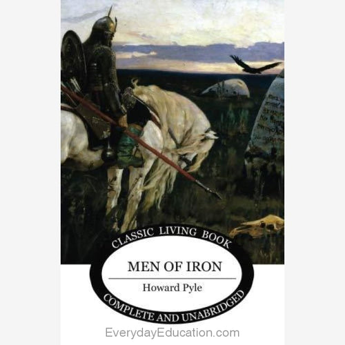 Men of Iron by Howard Pyle - Book