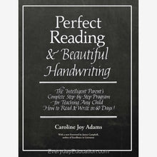 Load image into Gallery viewer, Perfect Reading Beautiful Handwriting eBook - eBook