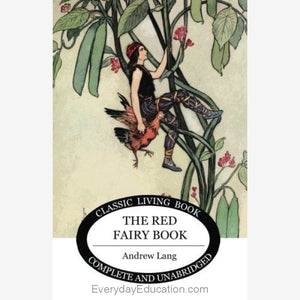 Red Fairy Book by Andrew Lang - Book