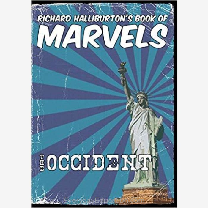 Richard Halliburtons Marvels of the Occident - Book