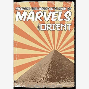 Richard Halliburtons Marvels of the Orient - Book