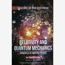 Load image into Gallery viewer, SU-Relativity and Quantum Mechanics Secrets of the Universe - Paul Fleisher - Book