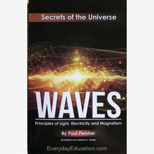 Load image into Gallery viewer, SU-Waves Secrets of the Universe - Paul Fleisher - Book