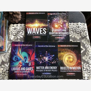 SU-Waves Secrets of the Universe - Paul Fleisher - Book