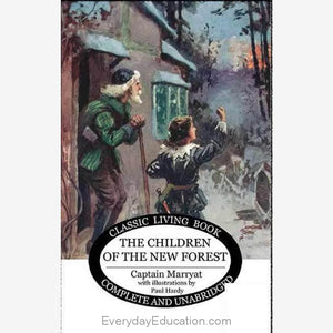 Children of New Forest by Captain Marryat