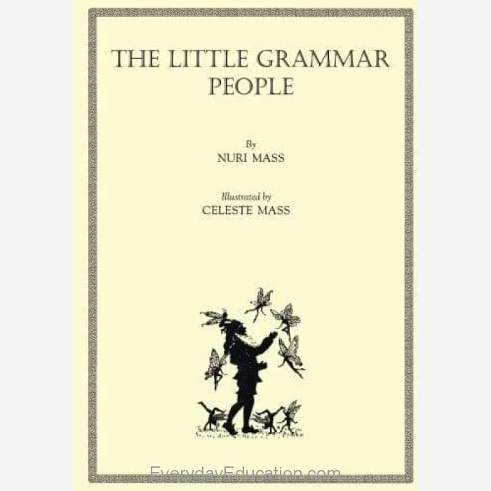 The Little Grammar People - Book