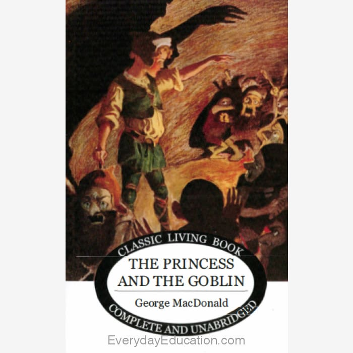 The Princess and the Goblin by George MacDonald - Book