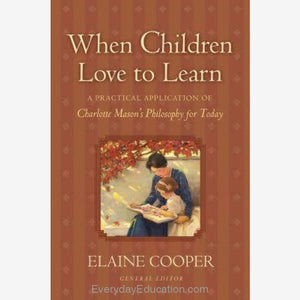 When Children Love to Learn - Book