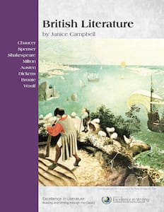 Excellence in Literature English 4: British Literature