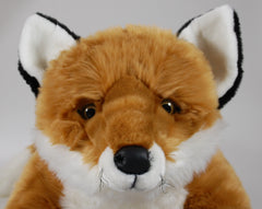 stuffed fox animal