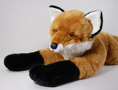 fox stuffed animal huge