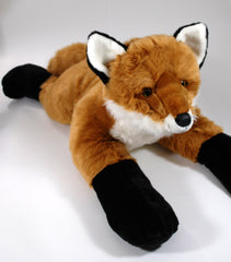 jaag giant stuffed fox