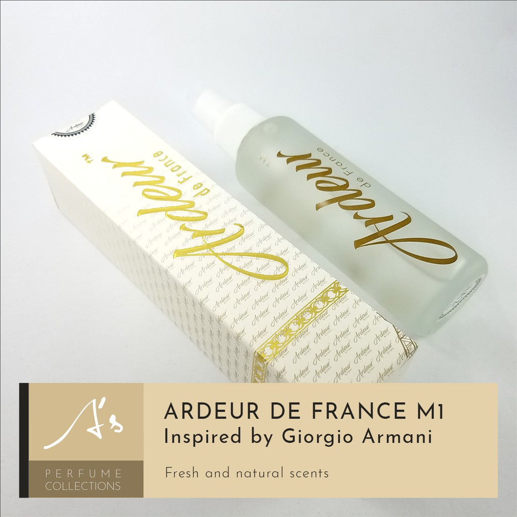 Ardeur De France - Male Fragrance