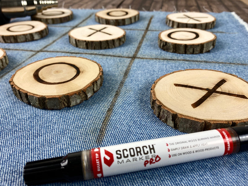 DIY Tic Tac Toe | Outdoor Lawn Games
