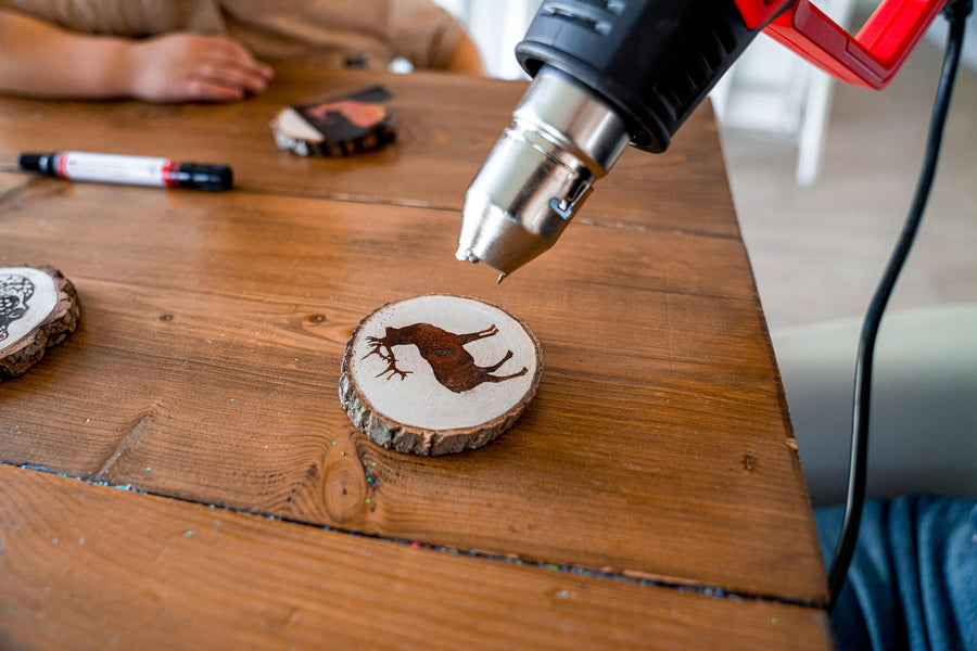 5 Awesome Things You Can Do with a Wood Burning Marker