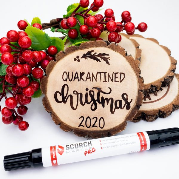 8 DIY Wooden Christmas Gifts to Decorate with Your Scorch Marker