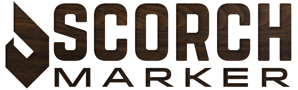 Scorch Marker Wood-Burning Made Easy