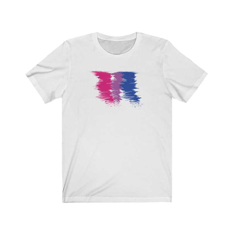 Bi-Sexual Scribble Pride Tee