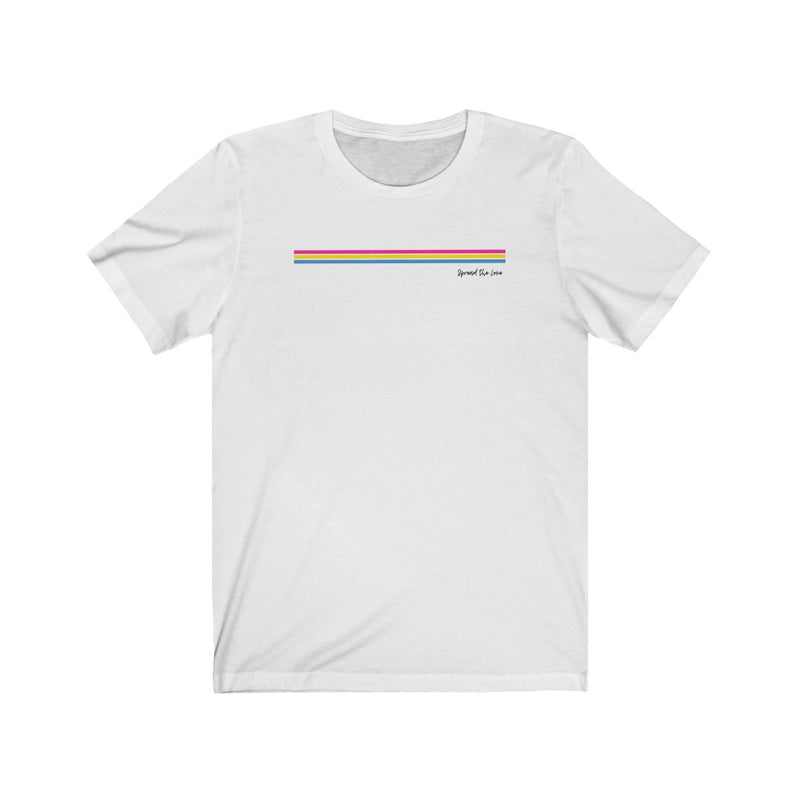 Spread the Love Pansexual Pride Shirt