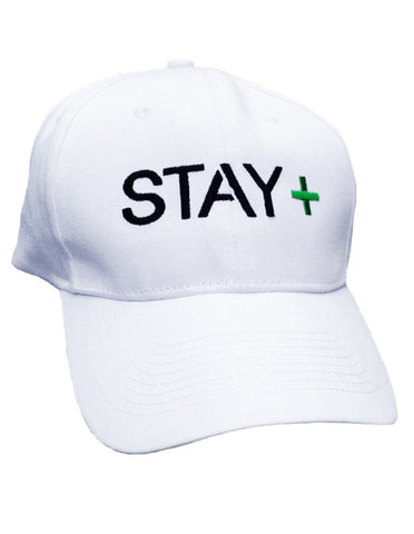 Lymphoma Awareness Baseball Cap (White)