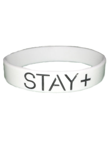 Stay Positive Wristband