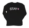 Stay Positive Long Sleeve T-Shirt