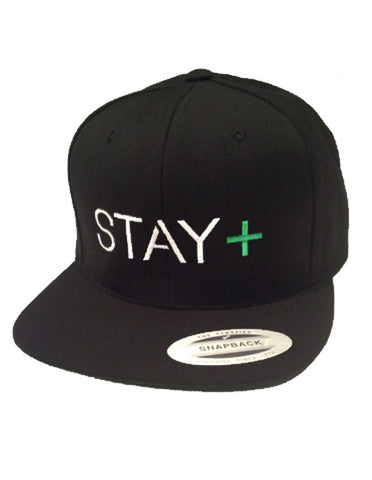 Lymphoma Awareness Snap-Back (Black)