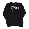 Stay Positive Hooded Sweatshirt