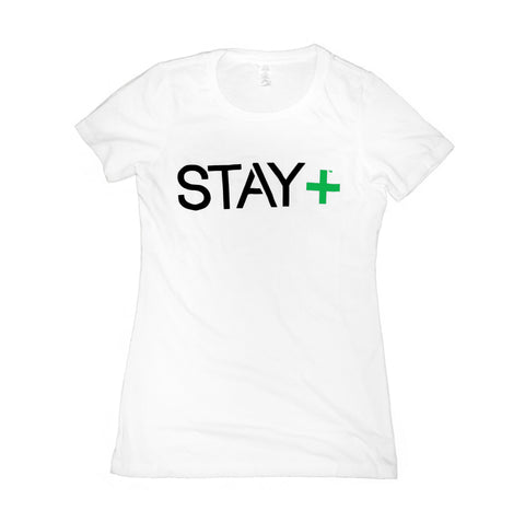 Women's Stay Positive T-Shirt