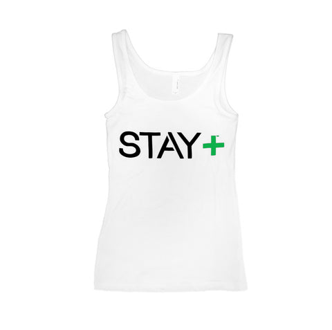 Women's Stay Positive Tank Top