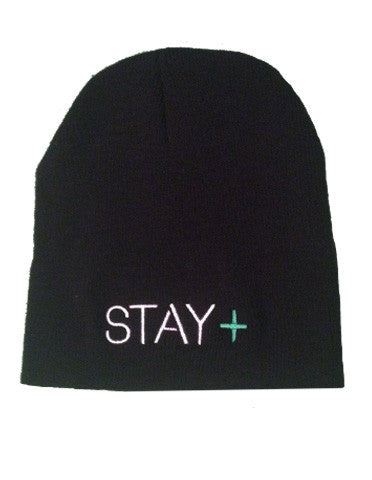 Lymphoma Awareness Beanie (Black)