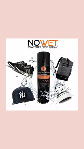 NoWet Waterproof Spray