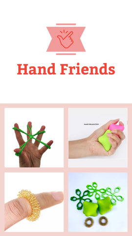 Hand Friends Therapy Kit