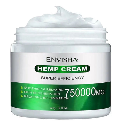 Envisha Hemp Cream