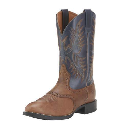 *Ariat®Mens Heritage Stockman (10015299)