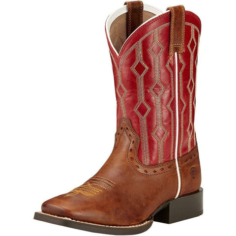 Ariat® Childrens 'Live Wire' Western Boots (10017316)
