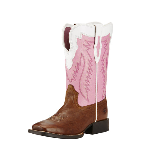 Ariat® Childrens 'Buscadero' Boots (10018618 & 10018623)