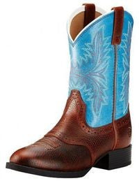 Ariat® Childrens 'Hackamore' Western Boot (10019942)