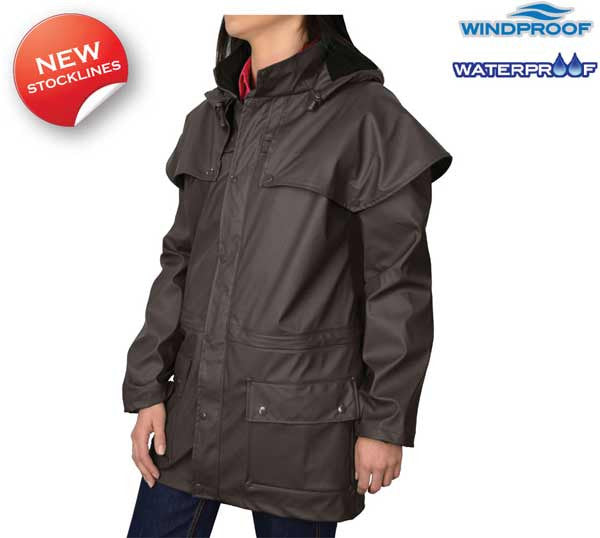 Thomas Cook Adults Unisex Pioneer Short Raincoat (TCP1714041)