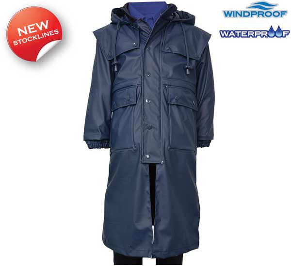 Thomas Cook Childrens Pioneer Long Raincoat (TCP7700041)