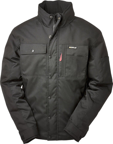 *Caterpillar Mens Insulated Twill Jacket (1313004)