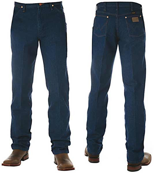 Wrangler Mens Original Fit Jean (13MWZPW)