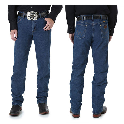 Wrangler Premium Performance Regular Fit Jeans (47MACMS)