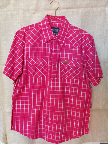 *Outback Trading 'Chandler' Performance Shirt